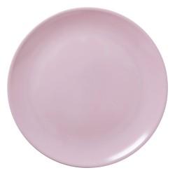 Piatto pizza rosa