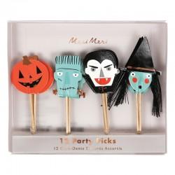 Decorazioni per dolci di Halloween