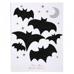 Stickers adesivi pipistrelli