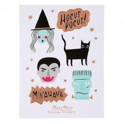 Stickers personaggi di Halloween