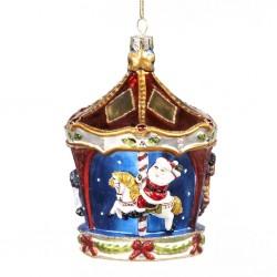 Decorazione natalizia - Carosello di Natale