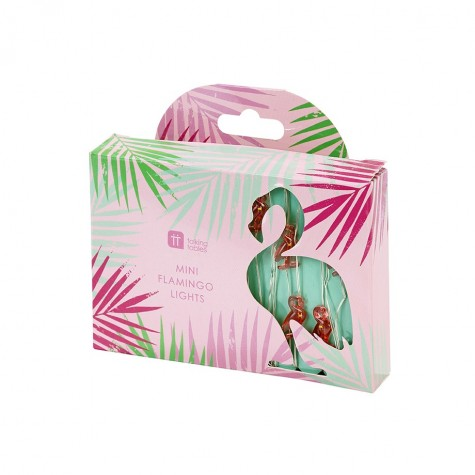 Luci decorative Flamingo