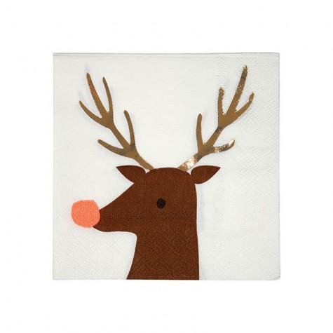 Tovagliolini di carta natalizi