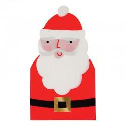 Tovaglioli di carta Babbo Natale