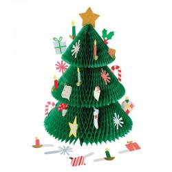 Calendario dell'Avvento ad Albero di Natale
