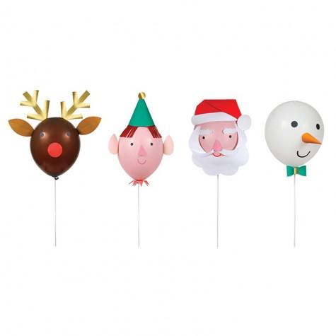 Palloncini di Natale