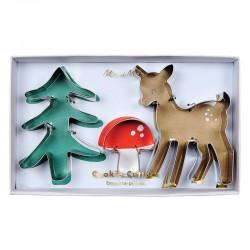 Stampini per dolci natalizi