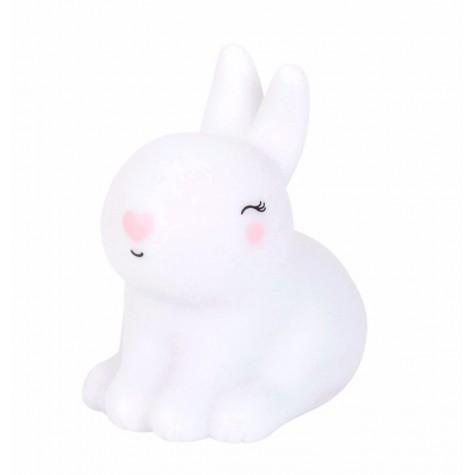 Luce notturna a forma di coniglietto