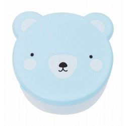 Porta merenda orsetto azzurro