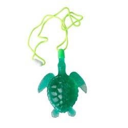 Bolle di sapone tartaruga