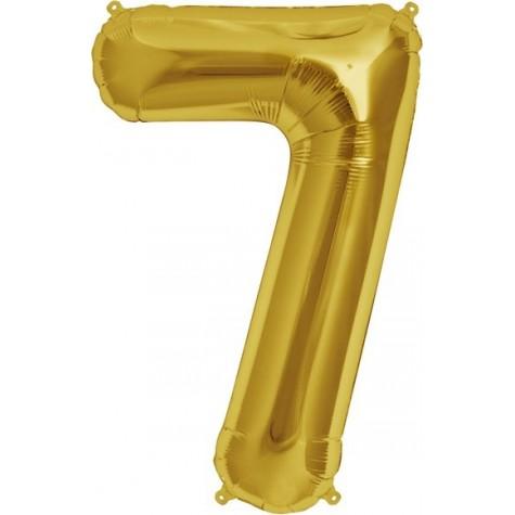 Palloncino dorato 7