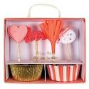 Kit per cupcake di San Valentino
