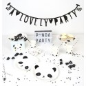 Bicchieri di carta fantasia panda