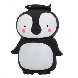 Salvadanaio a forma di pinguino