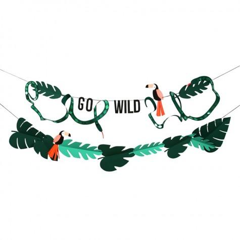 Ghirlanda Go Wild