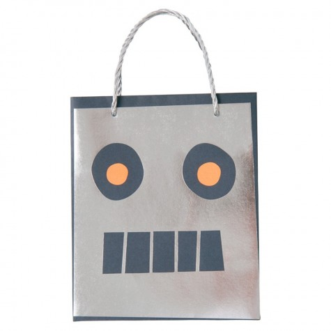 Shopping bags Robot