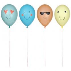 Palloncini colorati Emoji