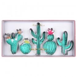 Stampini per dolci a forma di cactus