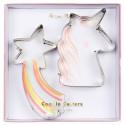 Stampini per dolci a tema unicorno
