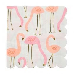 Tovaglioli di carta Flamingo