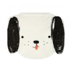 Tovagliolini di carta a forma di cane