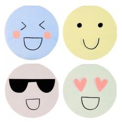 Tovagliolini di carta emoji
