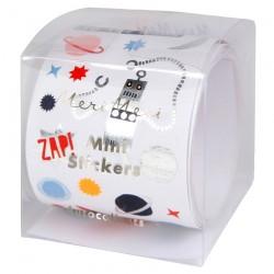 Stickers a tema spaziale