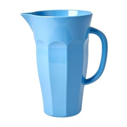 Melamine Pitcher in Sky Blue - Large - 1,75L.