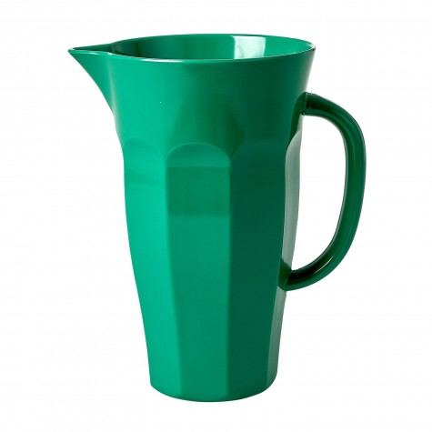 Melamine Pitcher in Green - Large - 1,75L.
