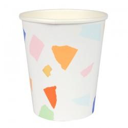 Terrazzo Cup S/8
