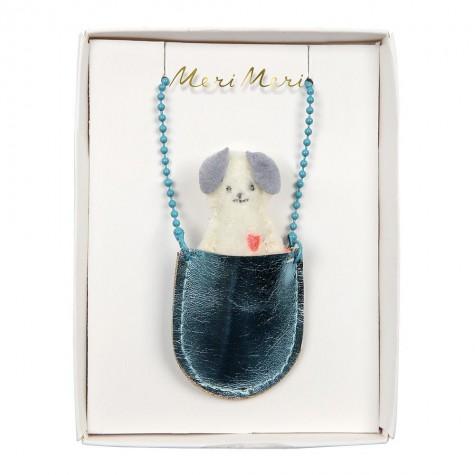 Dog Pocket Necklace