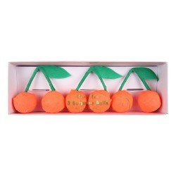 Cherry Surprise Balls S/3