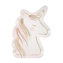 Unicornplate Lg S/8