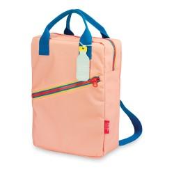 Zaino zipper rosa