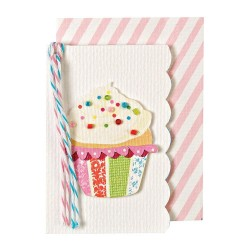 Biglietto di auguri Cupcake