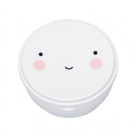 Set porta merenda Happy Face