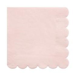 Tovaglioli di carta color rosa