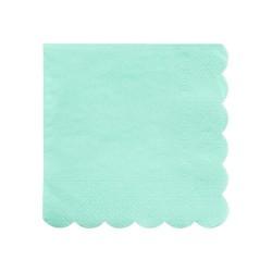 Tovagliolini di carta color menta