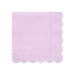 Tovagliolini di carta lilla