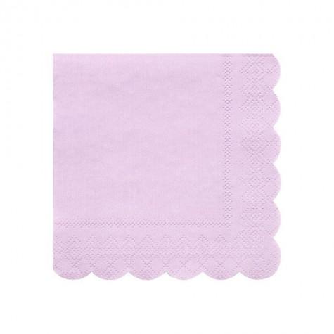 Tovagliolini di carta color lilla