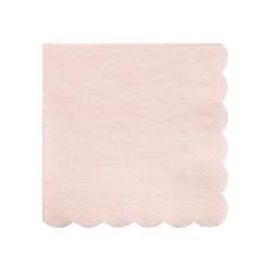 Tovagliolini di carta color rosa