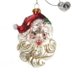 Decorazione natalizia - Babbo Natale