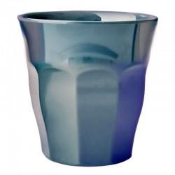Bicchiere in melamina grigio scuro