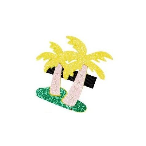 Fermaglio per capelli a forma di palme