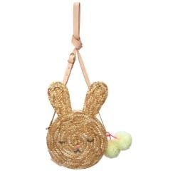 Borsello a tracolla a forma di coniglietto