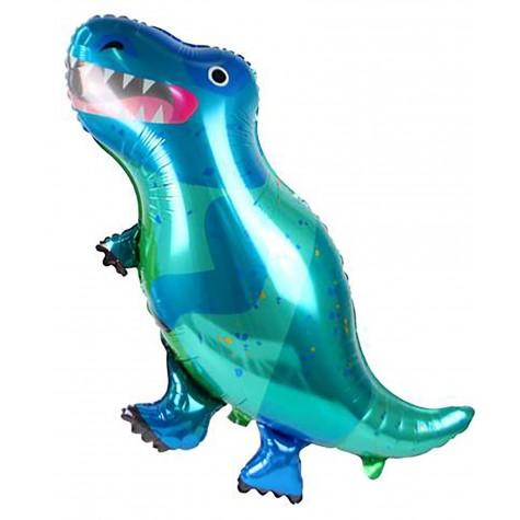 Palloncino a forma di dinosauro