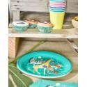Pirottini per cupcakes, animali della giungla