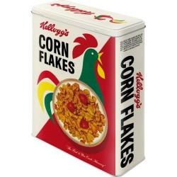 Latta retrò Kellogg's - Corn Flakes