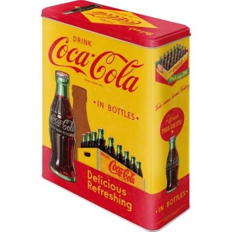 Latta retrò Coca Cola