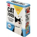 Latta retrò Cat Food